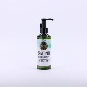 Punch Sanitizer 200ml plastik roheline pumbaga