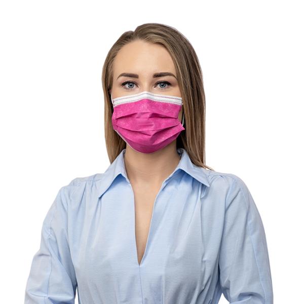 Meditsiinilised maskid roosat värvi 6290 medkeskus