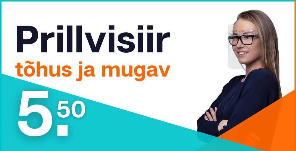 Prillvisiir Kaitsevisiir Visiir Kaitse Medkeskus.ee Tallinn