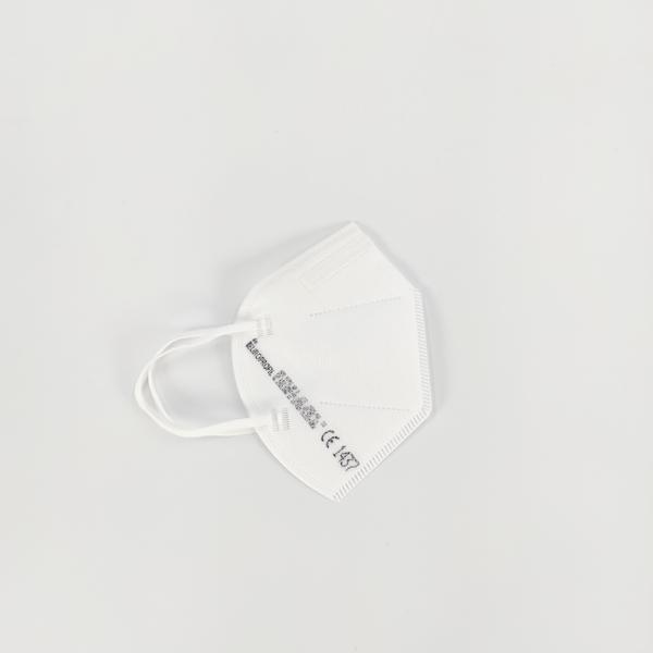 FFP2 kaitsemask respiraator valge Medkeskus 1