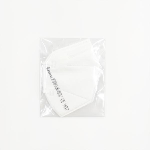 FFP2 kaitsemask respiraator valge Medkeskus 2