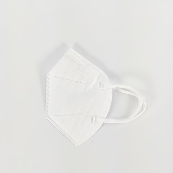 FFP2 kaitsemask respiraator valge Medkeskus 3