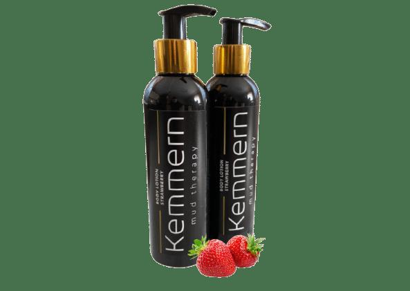 Kehakreem | Maasikas | Kemmern 200ml Medkeskus 3